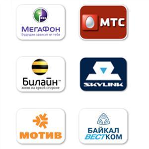 Операторы сотовой связи Снежногорска