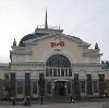 Железнодорожные вокзалы в Снежногорске
